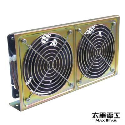 太星電工 風神4吋二孔散熱降溫排風扇 WFEB42