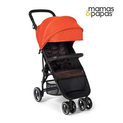 【Mamas & Papas】Acro 輕量秒收手推車-火焰紅