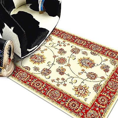 范登伯格 - 琥珀 進口地毯 - 金柔 (紅) (迷你款 - 70 x 105cm)