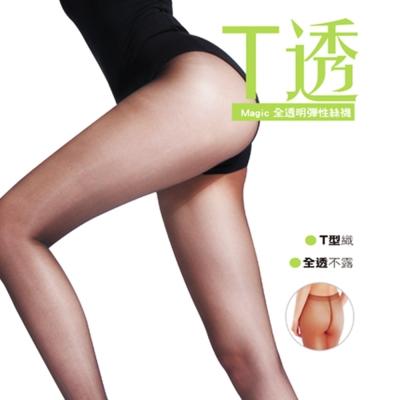 蒂巴蕾 T透 Magic 全透明彈性絲襪
