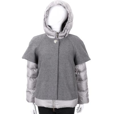 MARELLA 灰色二件式羽絨外套