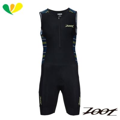 ZOOT 專業級肌能連身鐵人服(男)(連線藍) Z1706023