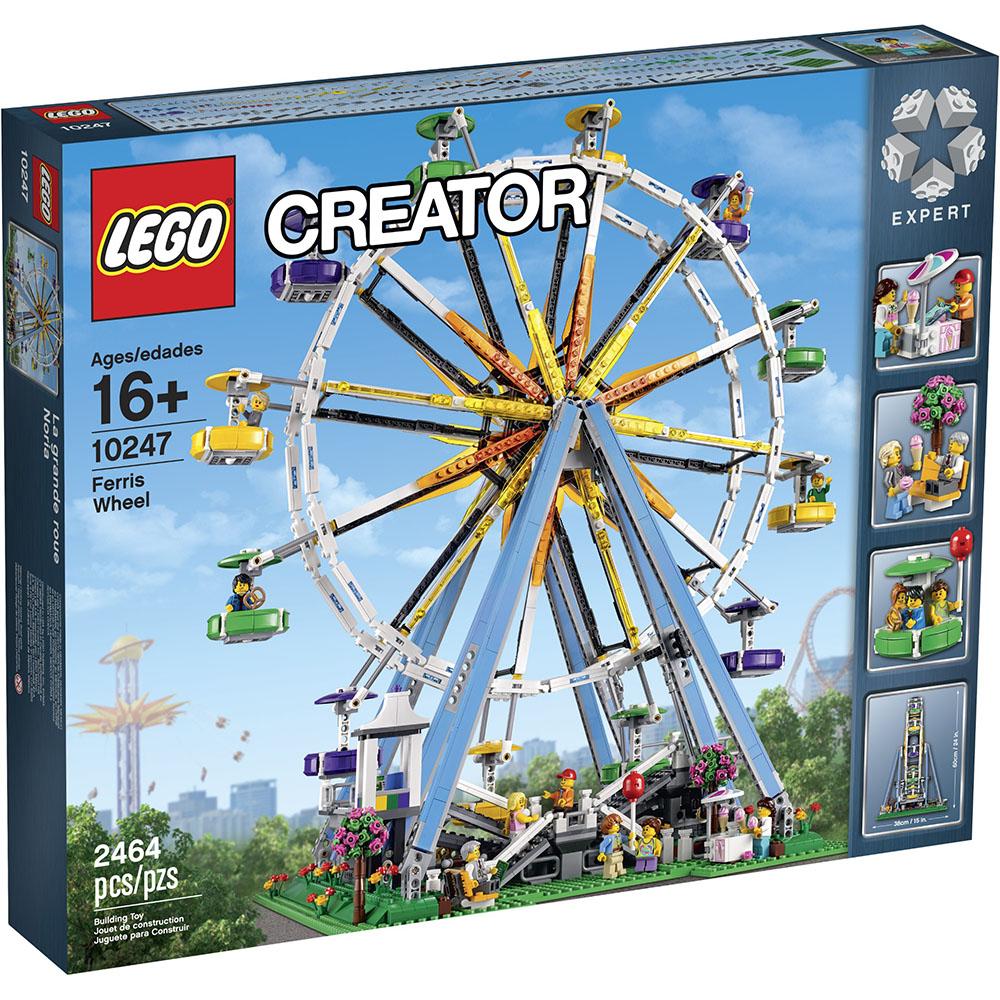 LEGO樂高 特別版CREATOR系列 10247 摩天輪 Ferris Wheel