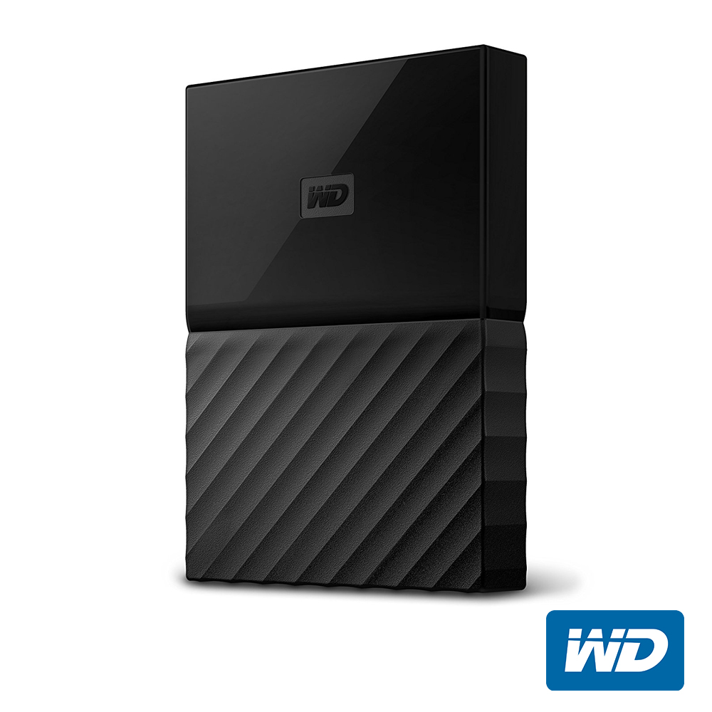 WD My Passport for Mac 4TB 2.5吋行動硬碟(WESE)