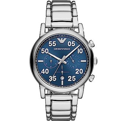 Emporio Armani飛行風格計時腕錶(AR11132)-43mm