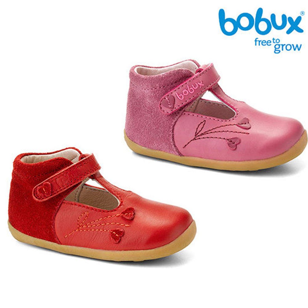 Bobux 紐西蘭 Step up 童鞋學步鞋 經典款休閒鞋