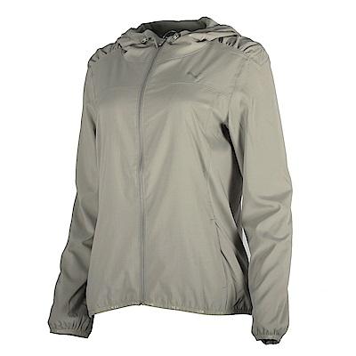PUMA-女性訓練系列素面風衣外套-青石灰-亞規