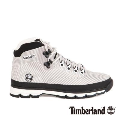 Timberland-男款緹花布面鞋