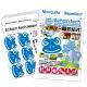 蜥蜴BOBO(小黑蚊專用) 長效驅蚊/防蚊貼片 (1包/60片) Echain Tech product thumbnail 1