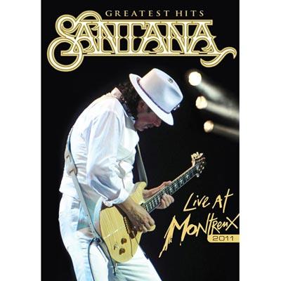 聖塔納樂團 2011年蒙特勒演唱會 2DVD