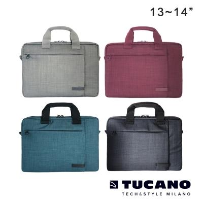 TUCANO SVOLTA 13-14吋都會風尚手提側背包