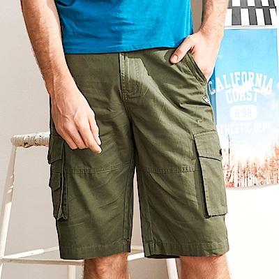 CACO-AR復古工作短褲-男【OAR092】
