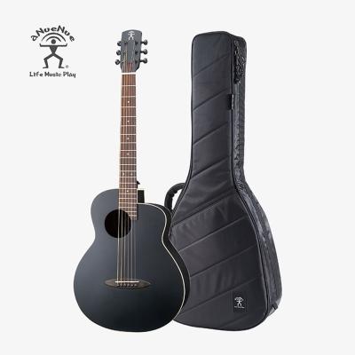 aNueNue ML16 Lumiblack Bird 黑鳥面單民謠木吉他