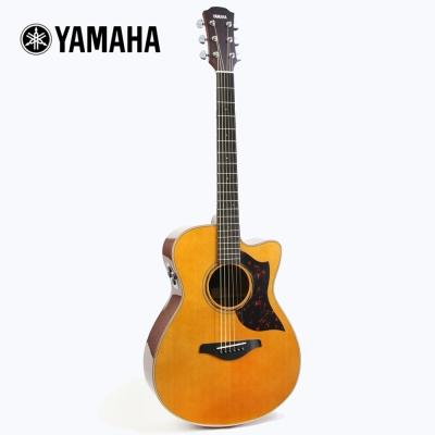 YAMAHA AC3M A.R.E 電木吉他 原木色款