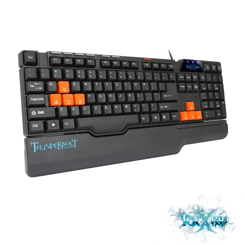 FOXXRAY 雷霆戰狐電競鍵盤 FXR-SK-01