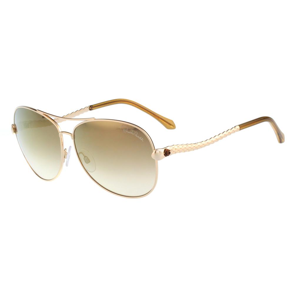Roberto Cavalli太陽眼鏡金色反光鏡面