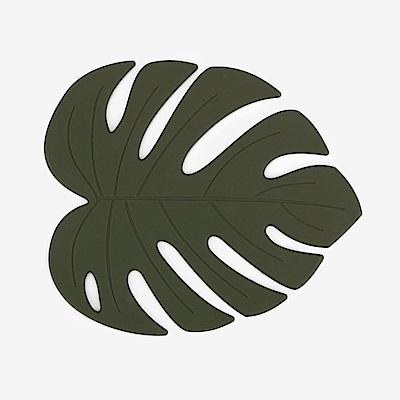Dailylike 森林樂園造型矽膠隔熱墊-04蓬萊蕉
