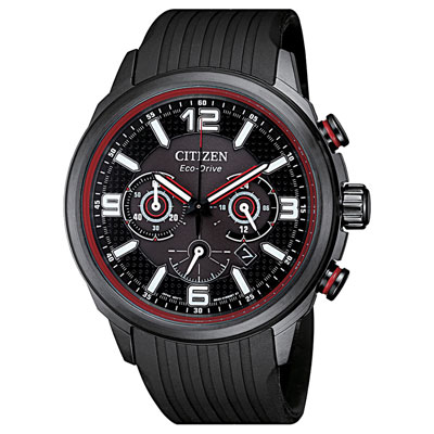 CITIZEN Eco-Drive 躍動旅程光動能腕錶-CA4386-10E-43mm