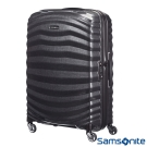 Samsonite新秀麗 30吋Lite Shock極輕Curv四輪拉桿頂級硬殼箱(黑)
