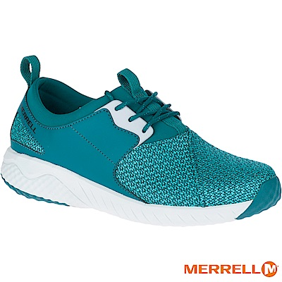 MERRELL 1SIX8 LACE AC+ 休閒女鞋-綠(45678)
