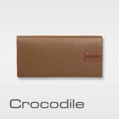 Crocodile Bull Grain 系列長夾 0103-07701-08