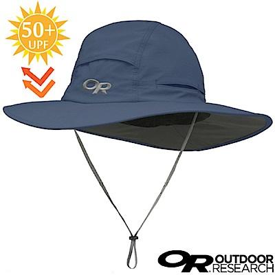 【美國 Outdoor Research】Sombriolet 防曬抗UV透氣帽_墨藍