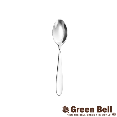 GREEN BELL綠貝 304不鏽鋼餐具小餐匙
