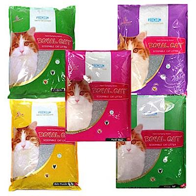 【兩包組】Royal Cat 皇家貓砂10L (五種味道)