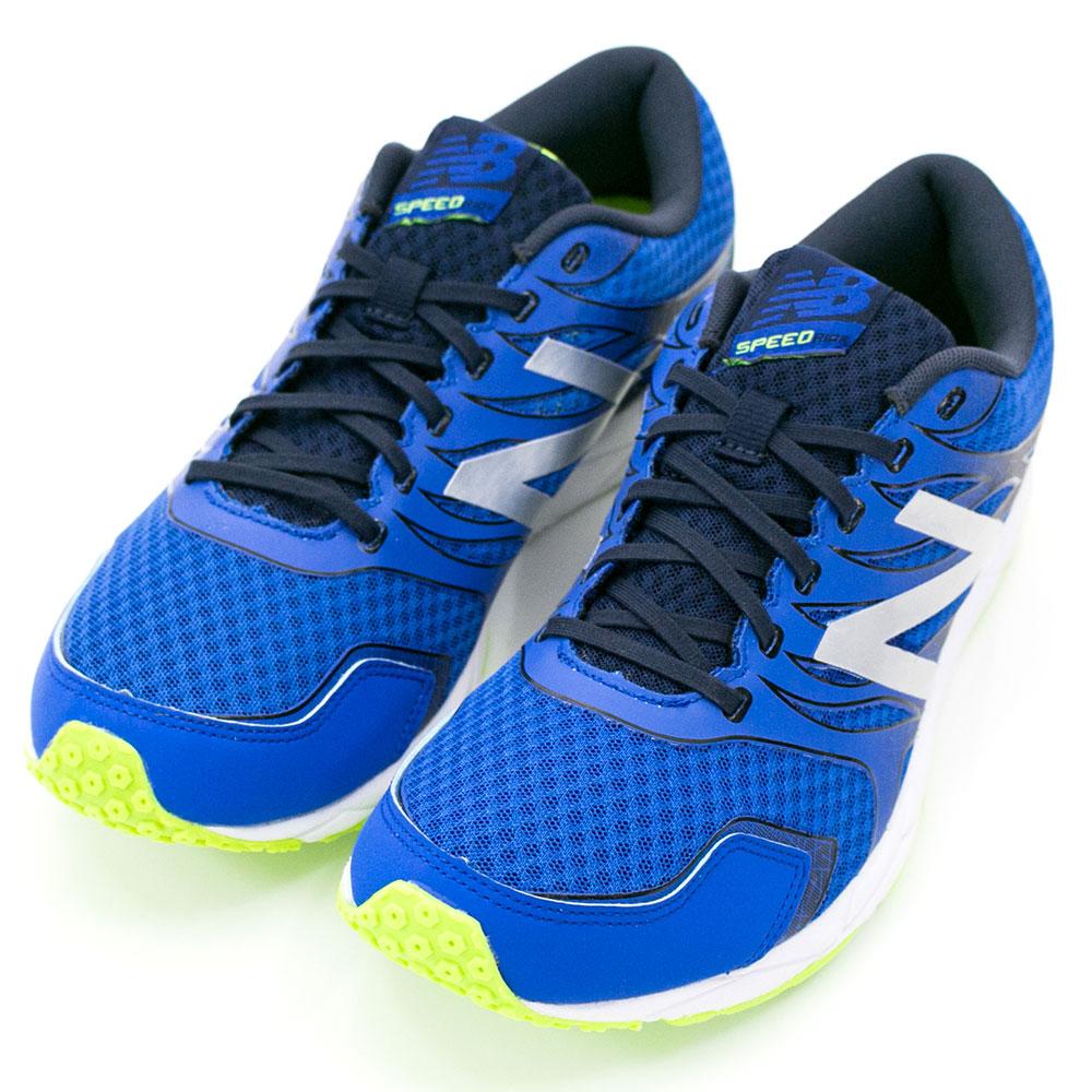 24H-New Balance-男慢跑鞋M590LP5-藍