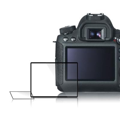 GGS-IV-LARMOR金鋼防爆玻璃靜電吸附相機保護貼-Canon-EOS-6D專用