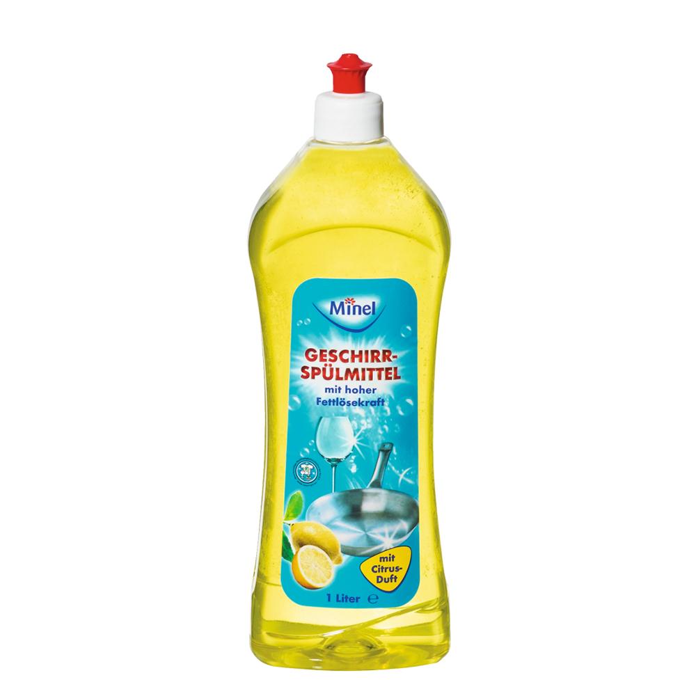 德國Minel-檸檬濃縮洗碗精(1L)