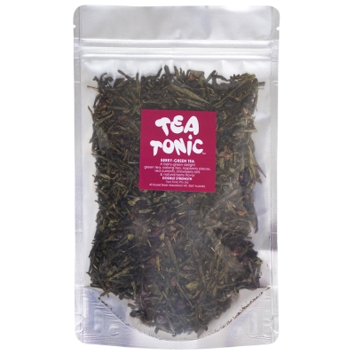 Body Temple 莓果綠茶60g(有咖啡因)