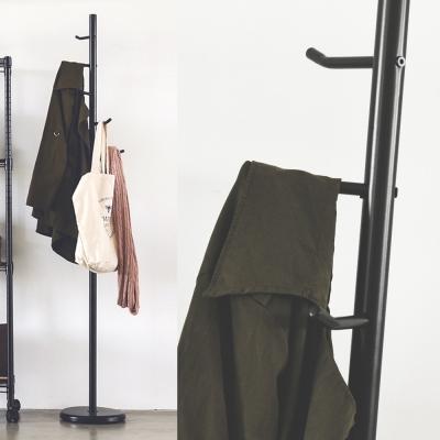 完美主義 衣架/衣帽架/六勾(3色)-30x30x176.5cm