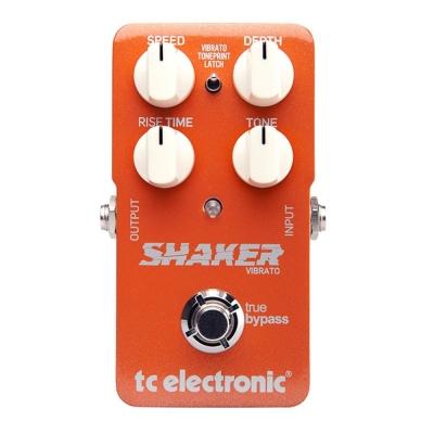 tc electronic Shaker Vibrato 吉他顫音效果器