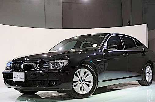 2007 BMW 經典旗艦房車 740Li 天窗