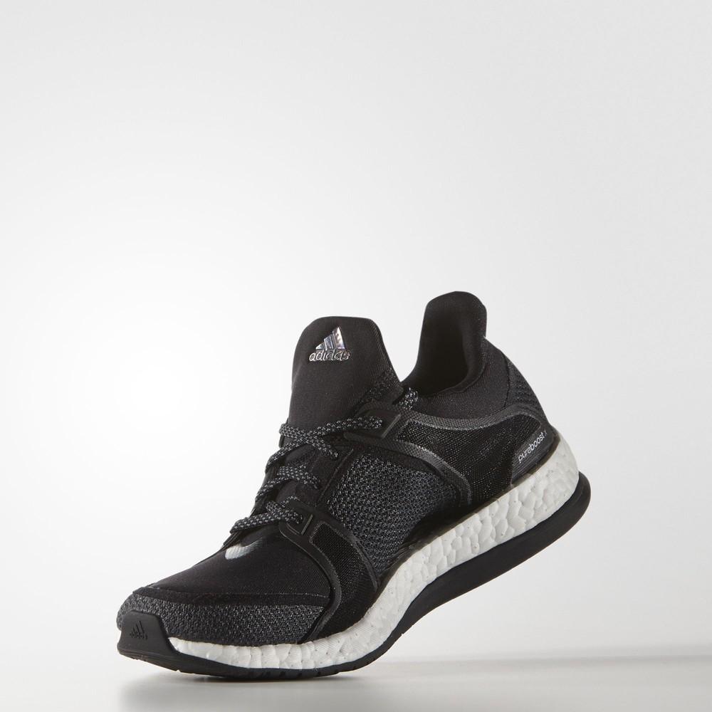adidas PURE BOOST X 女 多功能運動鞋 AQ1970