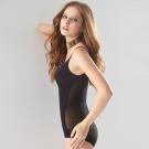 瑪登瑪朵-2014SS俏魔力  連身式背心(黑)