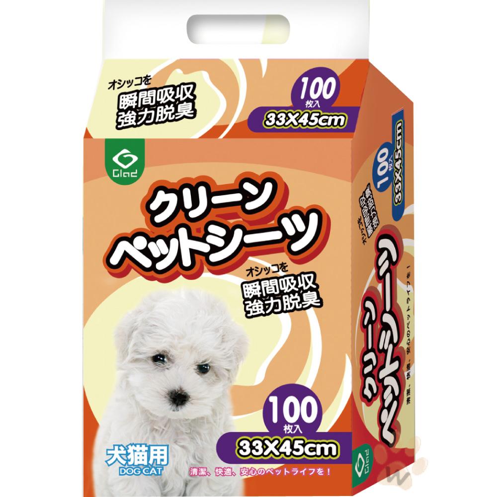 快樂狗  抗菌強力吸收尿布(3規格任選)