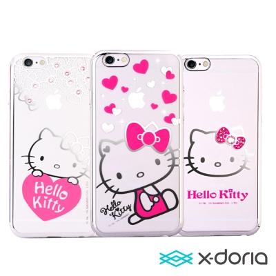 X-doria iphone 6 plus / 6s plus 手機殼-心悅凱蒂...