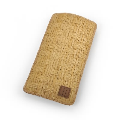 Paralife 100%香港原創製造 草織手機套