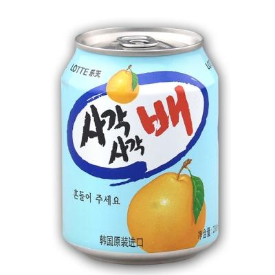 Lotte 樂天水梨汁(238mlx12罐)
