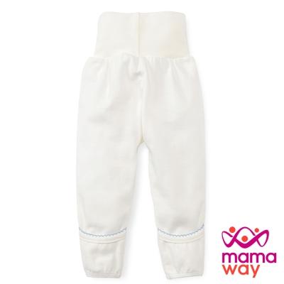 【Mamaway】新生兒內著褲(淺粉藍)