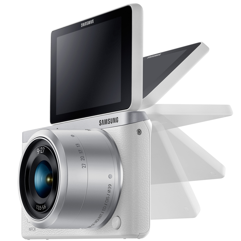 SAMSUNG NX mini 9-27mm 變焦鏡組(公司貨)