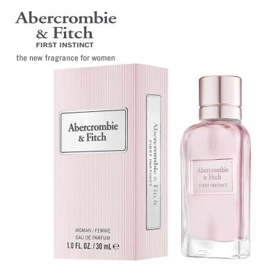 ABERCROMBIE & FITCH 同名經典女性淡香精30ml(送小香乙瓶)