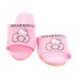 Hello kitty居家拖鞋 粉 sk0012
