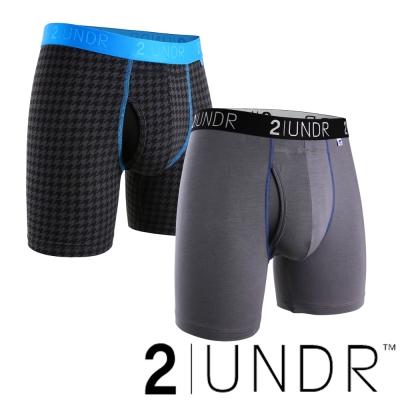 2UNDR Swing Shift四角男內褲(6吋)-GDT
