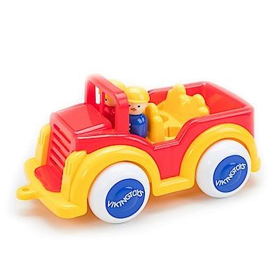 瑞典Viking Toys維京玩具-吉普車