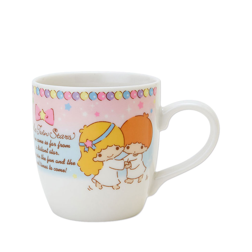 Sanrio雙星仙子40周年紀念陶磁馬克杯派對