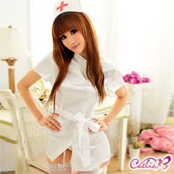 【Caelia】俏麗小護士!性感六件式角色服