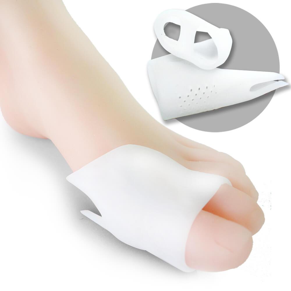 足的美形 大拇指外翻透氣輔助套(2雙)